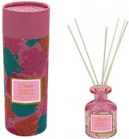 100ml Glass Reed Diffuser 'Magnolia And Pear Blossom In Lovely Gift Box....